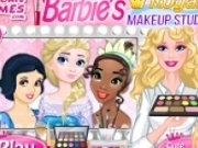 Barbie Machiaza Printesele Disney