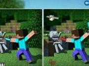 5 Diferente cu Minecraft