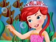 Mica Sirena Ariel Makeover