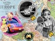 Ariana Grande Europa Travel