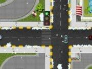 Dirijeaza masinile din intersectie