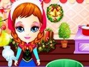 Prajituri de Craciun cu Elsa