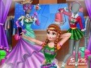 Buticul de haine a lui Anna