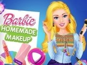 Barbie machiaje handmade