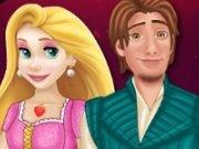 Rapunzel si Flynn la doctor
