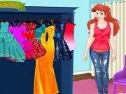 Printesa Ariel prezentare de moda