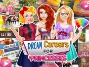 Cenusareasa, Ariel și Rapunzel Job de vis