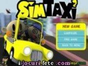 Sim Taxi 2 joc de condus o masina de Taxi