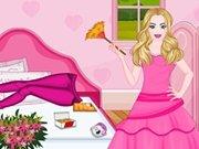 De facut curatenie in camera lui Barbie