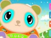 Panda Mania Dress up
