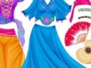Barbie Haine de tiganca