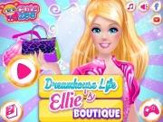 La cumparaturi cu Barbie Ellie