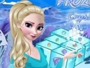 Potrivire Cristale Frozen Elsa