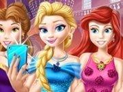 Festival la castel cu Printesele Disney