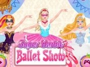 Super Barbie Balerina