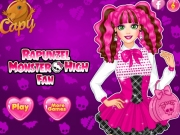 Rapunzel Fana modei Monster High