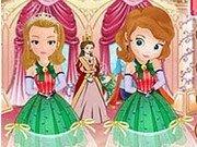 Printesa Sofia si Amber Domnisoare de onoare