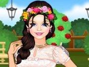 Barbie Rochii cu flori