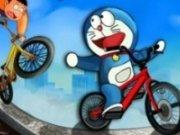 Doraemon biciclista