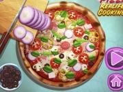 Pizza Mod de pregatire