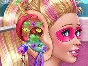 Super Barbie Infectie la ureche