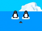 Pinguinii si cheia