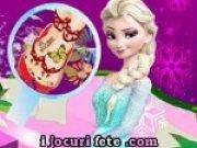 Elsa isi face pedichiura