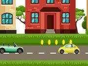 Plimbare cu masina prin oras