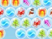 Bubble shooter editie de Crăciun