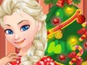 Pregatiri de Craciun cu Elsa