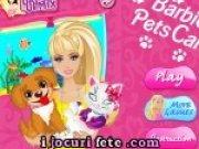 Barbie si-a deschis un centru de ingrijire si rasfat al animalelor