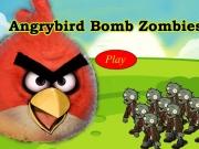 Pasarile furioase vs Zombie