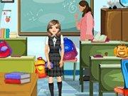 Uniforme scolare pentru fete