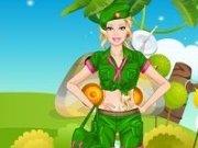 Barbie Stil uniforme de Armata