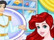 Ariel si printul Eric la bal