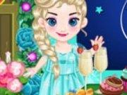 Ziua de nastere a lui Elsa Baby Frozen