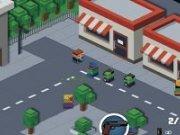 Orasul invadat de zombie