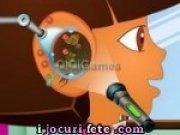 Joc cu Dora la Doctor: Urechea infectata