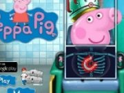 Purcelusa Peppa la spital