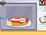 Pizza frantuzeasca