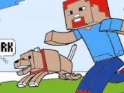 Imagini cu Minecraft de colorat