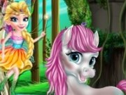 Elsa si poneiul magic