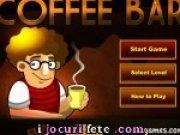 Prepara si serveste cafeaua