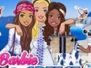 Barbie vacanta în Grecia
