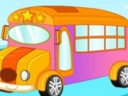 Decoreaza autobuzul scolii