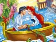 Sirena Ariel si Printul Eric