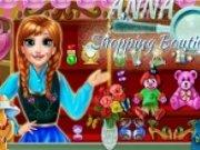 Magazinul de jucarii al printesei Anna