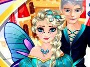 Elsa si Jack de Halloween 2016