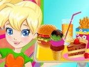 Cafeneaua Hamburger a lui Polly