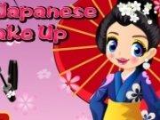 Machiaza fete japoneze